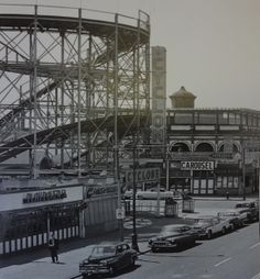 Tornado Coney Island | Recent Photos The Commons Getty Collection Galleries World Map App ...