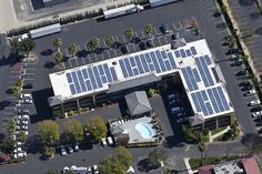 Quality Inn in Ontario, CA  93.66 kW system