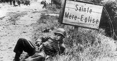 Sainte-Mère-Eglise : eerste bevrijde stad   Manche Tourisme