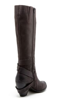 Almond Toe Tall Boot