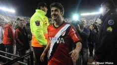 Pablo Aimar, volvió a jugar con River despues de 15 años. June 01, 2015.
