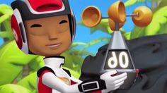 Вспыш и чудо машинки все серии подряд мультфильм часть 11