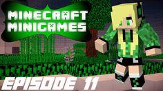 Minecraft Minigames - Ep.11: Creeper Attack!!