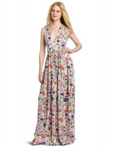 Pencey Standard Jessica Hart Women's V-Neck Long Dress  where can i find dresses  http://wherecanifinddresses.com