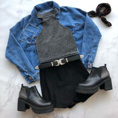 Teen Fashion Outfits, Girl Fashion, Casual Outfits, Womens Fashion, Night Outfits, Spring Outfits, Pretty Outfits, Cute Outfits, Fiesta Outfit