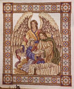 teresa wentzler cross stitch designs | Teresa Wentzler - Nativity