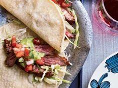 Chili-Spiced Skirt Steak Tacos Recipe | http://aol.it/Nu3lp4
