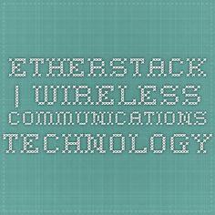 Etherstack | Wireless Communications Technology
