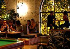 Panama Dining #Melbourne #Fitzroy - I love those windows