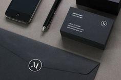 Mattis Erngren - Business Card Design Inspiration   Card Nerd