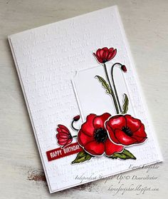 (no title) Fast & Easy Christmas Cards Klompen StampersQuick & Easy Christmas cards with Be Merry DSP and Snowflake Sentiments from Stampin & UP!(no title) (notitle) Quick & Easy Christmas cards Tarjetas Stampin Up, Stampin Up Karten, Poppy Cards, Decor Scandinavian, Valentine's Day, Stamping Up Cards, Fun Fold Cards, Valentine Day Cards, Flower Cards