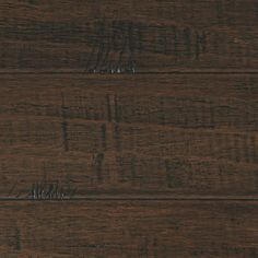 Home Decorators Collection Wire Brushed Strand Woven Cocoa