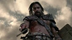 Spartacus Crixus Actor | War of the Damned aiii that hurt lol