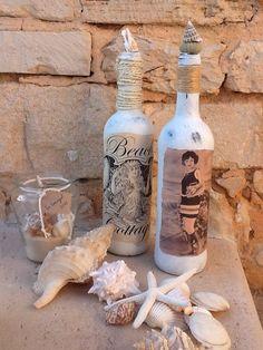 Decosurvintage : botellas