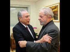 Temer visita Lula no Hospital Sírio-Libanês e é hostilizado.
