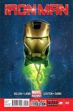 Comic book review: Iron Man #5