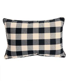 Buffalo Check Corded Pillow in red Buffalo Check Curtains, Buffalo Check Pillows, Cream Living Rooms, Accent Pillows, Throw Pillows, Dark Wood Furniture, Floral Chair, Mountain Decor, Country Curtains