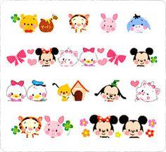 Latest Disney Store Japan Merchandise. Spring 2014.