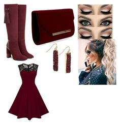 """Sans titre #278"" by stylesforstars on Polyvore featuring mode, Aquatalia by Marvin K. et INC International Concepts"
