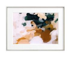 """Otonio"" - Limited Edition Art Print by Parima Studio in beautiful frame options and a variety of sizes. Custom Wall Murals, Neutral Art, Brown Art, Layout, Gold Art, Simple Colors, Blue Art, Blue Abstract, Custom Art"