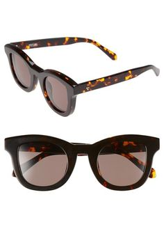 VALLEY 'Wolfgang' 45mm Sunglasses available at #Nordstrom