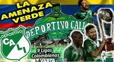 El Deportivo Cali es uno de los más exitosos equipos de Colombia. En sus vitrinas hay 9 Ligas de Colombia, la última conquistada en 2015. Además tienen 1 Copa de Colombia lograda en 2010, y 1 Superliga Colombiana del 2014. En 1979 y 1999 fueron Subcampeones de la Copa de Libertadores. En 1998 lograron llegar a la final de la Copa Merconorte. #DeportivoCali #Colombia #Futbol