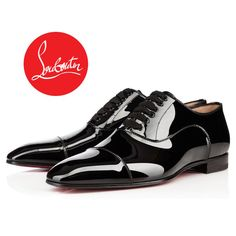 ddcbf325b08ee Christian Louboutin United States Official Online Boutique - Greggo Flat  Black Patent Leather available online. Discover more Men Shoes by Christian  ...