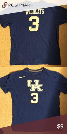 fc21ffff Kentucky Nike #3 T-Shirt Nike Kentucky Men's or women's large T shirt.