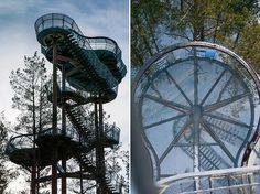 Here Is an Observation Tower That's Worth Observing Itself - Curbedclockmenumore-arrow :