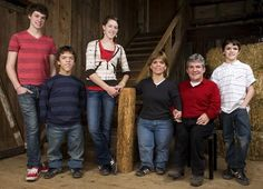 Roloff Family (Little People Big World)