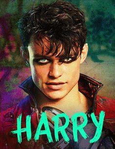 Island Movies, Harry Hook, Thomas Doherty, The Heirs, Disney, Movie Posters, Evie, Captain Hook, Descendants