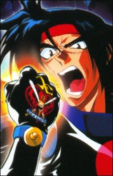 The power couple from one of my most favorite anime shows for Domon jaeger