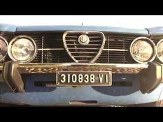 Alfa Romeo Giulia Nuova Super - Sound Of Italy Promo