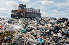 Today, 70% of the county's trash never makes it to the dump, but is recycled, which has been buying the municipality time.