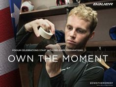 Patrick Kane, Olympics, Bauer  - Own the Moment