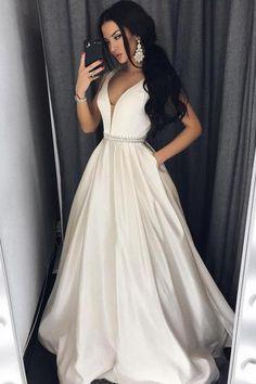 Cheap prom dresses 2017,Charming Prom Dress, Elegant Prom Dress,A Line Evening Dress #promdresses #promdresseslong #promdress #promdresses2019 #formaldresses #formaleveningdresses #formalwear #eveningdresses #eveninggowns #prom #homecomingdress
