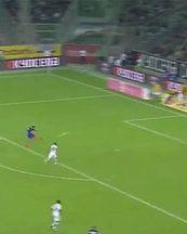 Arsenal fans look away  Serge Gnabry scores stunning volley for Werder Bremen