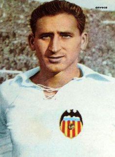 FUERTES (Valencia F.C. - 1954) Chocolates Dulcinea