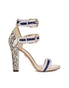 ASOS Fashion Finder   Pour La Victoire Veronica Heeled Sandal