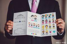 Inspiração criativa para convites de casamento | DESIGN on the ROCKS