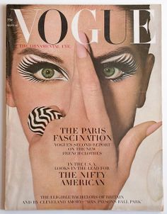 Vogue-September 1964 by Fashion Covers Magazines, via Flickr