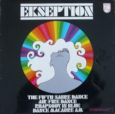Ekseption – Ekseption – jamminsvinyl