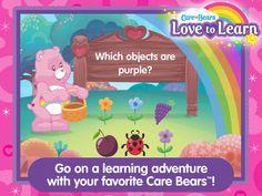 Care Bears Love to Learn   Developer:  American Greetings