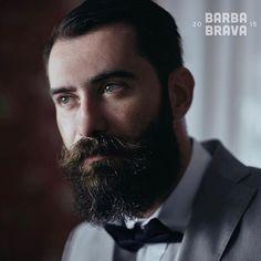 Cuidado com a barba - BARBA BRAVA #CuidadoComABarba #BARBABRAVA #gentleman #beard #barba #bearded #barbudo #original