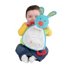 Our mission: design the most comforting teething toy ever - one that delivers real teething relief.