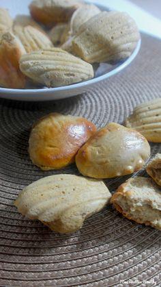 madeleine proteinée facile et rapide - Mes recettes Healthy