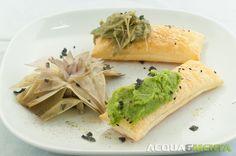 Carciofi e broccoli nel piatto