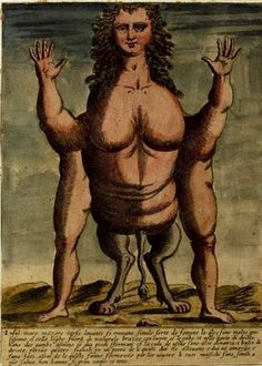 the sepia path — Ulisse Aldrovandi monstrorum historia