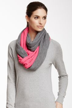 Crystal Infinity Scarf