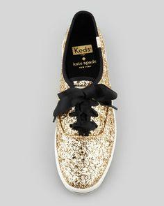 3c8caa12216 kate spade new york Keds Glitter Sneaker